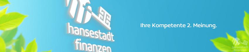 Hansestadt Finanzen Bauspardarlehen Ablösung